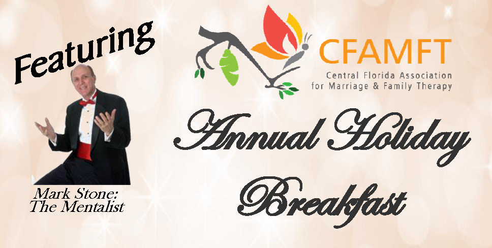 2019 CFAMFT Annual Holiday Breakfast